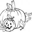 Halloween Kleurplaat 18